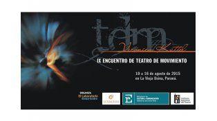 Se viene el IX Encuentro de Teatro de Movimiento