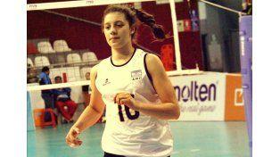 Victoria es hija del exjugador de básquet Ernesto Nito Michel.