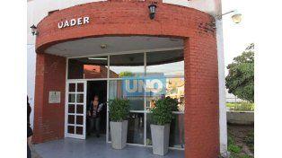 La Uader dictará cursos en barrios populares de Paraná.   Foto UNO/Archivo ilustrativa