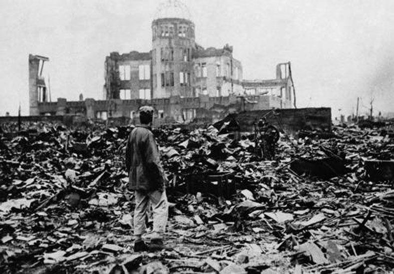 Las secuelas. Estados Unidos lanzó la bomba para buscar la rendición rápida de Japón.
