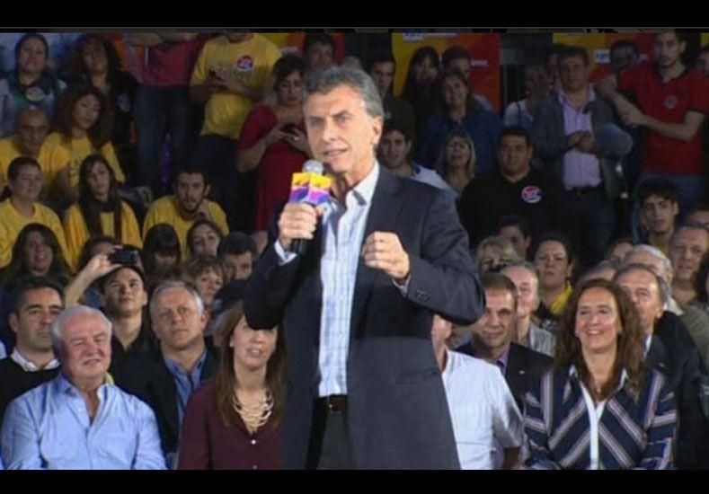 Macri instó a sus fiscales a cuidar los votos
