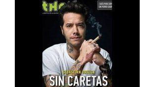 """Sebastián Ortega: """"Fumar cannabis me ayudó a conocerme"""""""