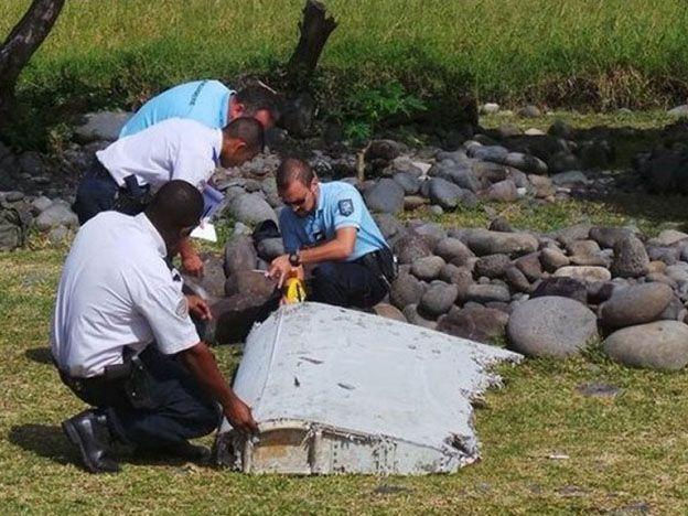 Tras 515 días de misterio, confirmaron que los restos de avión hallados son del MH370