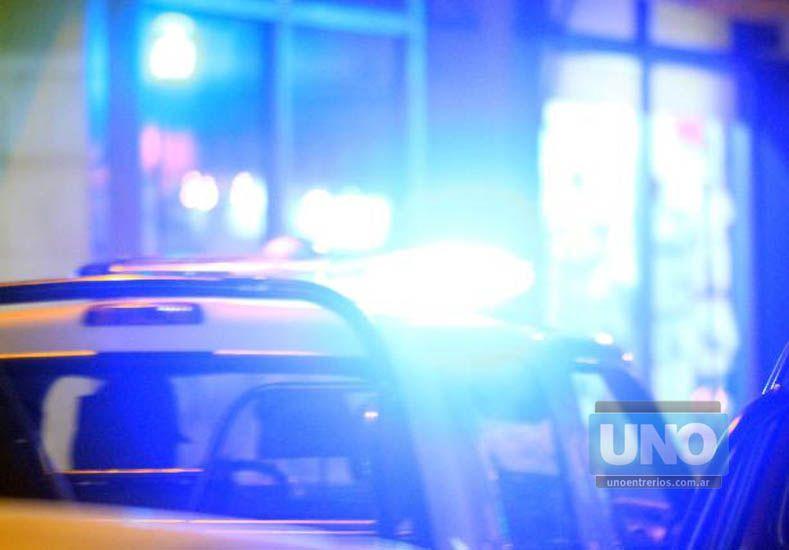 Detuvieron a menor que efectuaba disparos en Ciudad Perdida