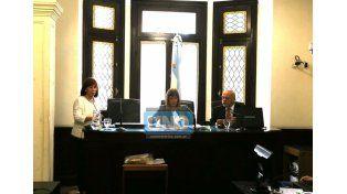 Tribunal. Los jueces del TOF entendieron que hubo una maniobra premeditada de los imputados. (Foto UNO/Diego Arias)