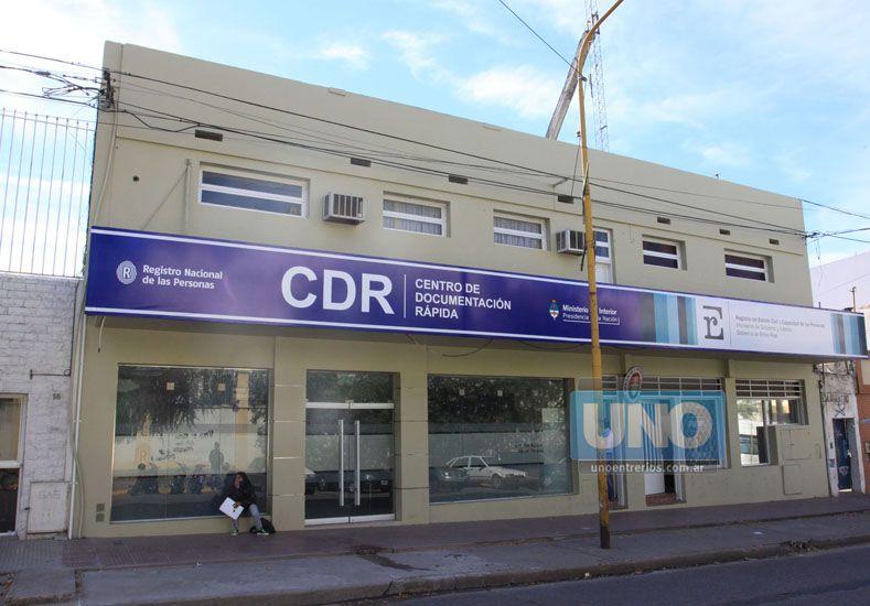Nula adhesión. Hay medidas que todavía no fueron solicitadas en el Registro Civil local. (Foto UNO/Juan Ignacio Pereira)