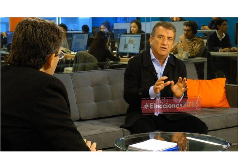 Urribarri dijo que Scioli tendrá un gesto hacia los gobernadores en su gabinete