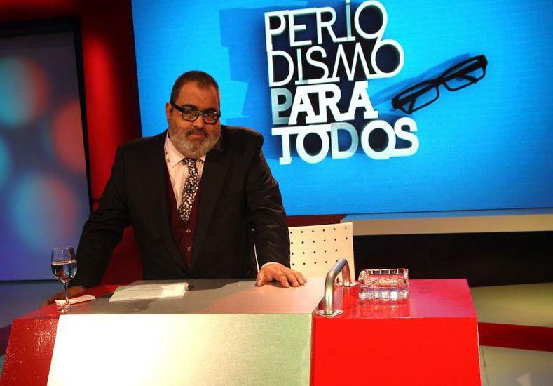 Jorge Lanata denunció que apedrearon y balearon su domicilio
