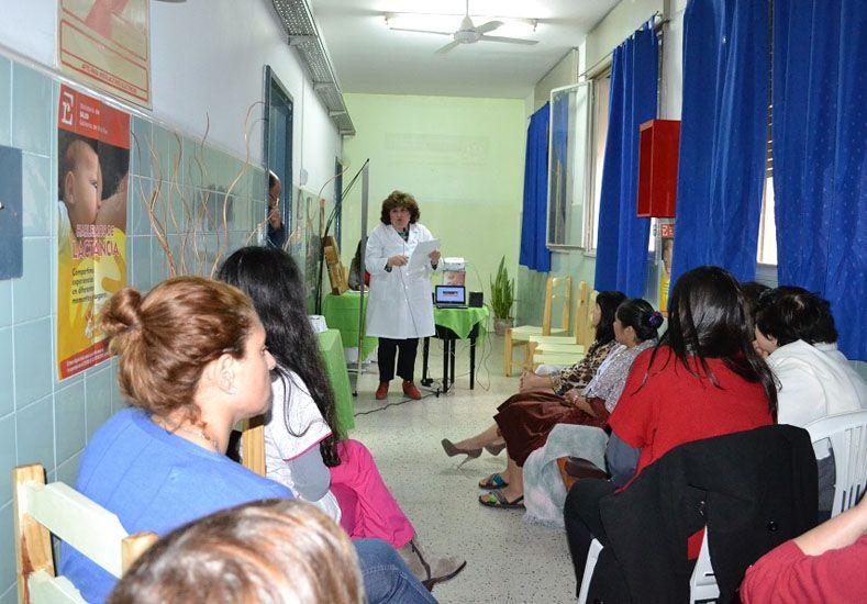 Foto: Prensa Salud