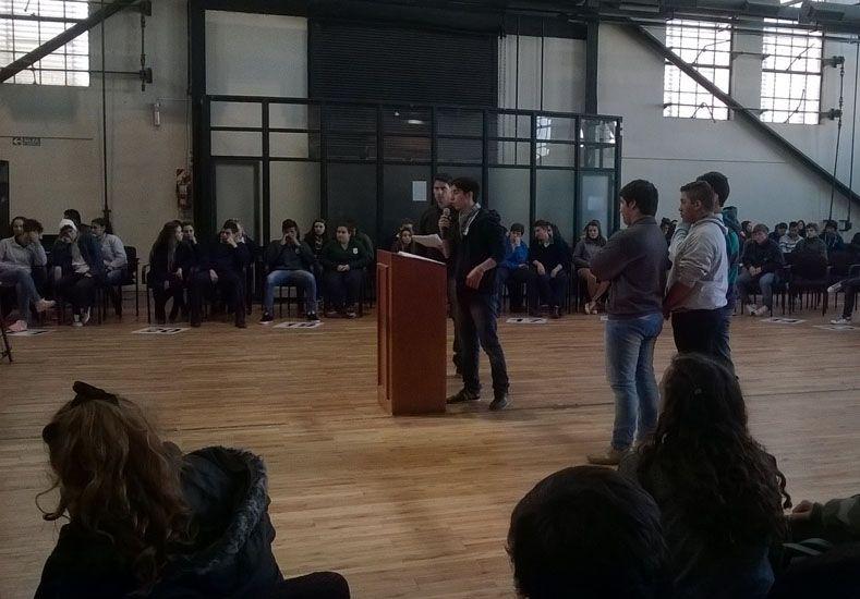 Mañana será la final del concurso sobre ciudadanía con nueve grupos de estudiantes