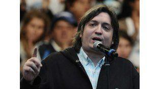 Máximo Kirchner acusó a Macri de no tener ideas y de ocultar sus pensamientos reales