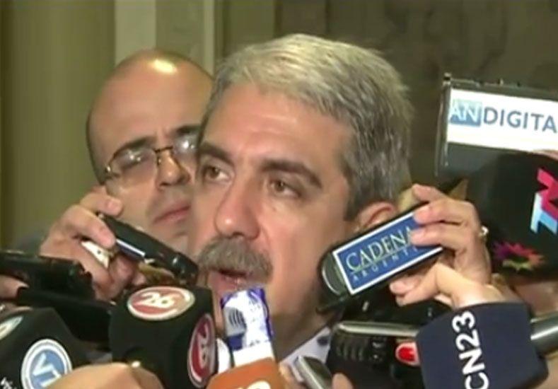Fernández calificó el programa que lo vinculó con la efedrina como cachivachezco