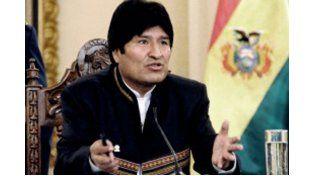 Promueven la reelección vitalicia de Evo Morales