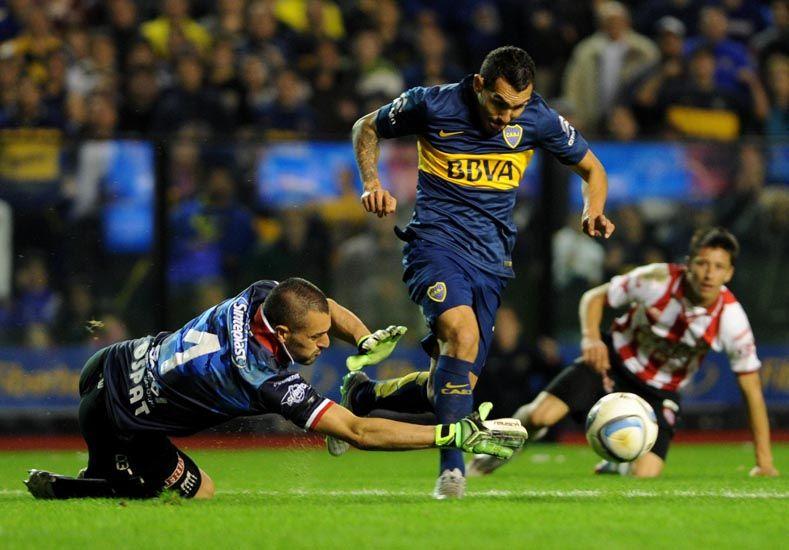 Unión luchó y venció a Boca
