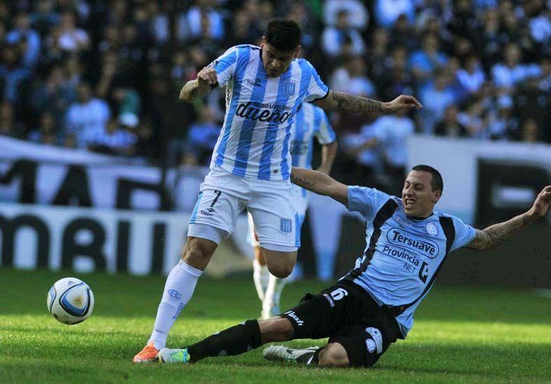 Racing y Belgrano empataron en Avellaneda