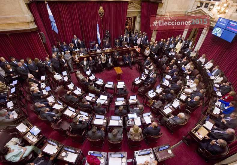 En ocho provincias se vota para senadores nacionales