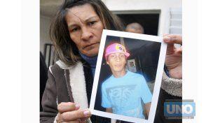 Dos años de espera. La madre de Emanuel quiere justicia. Foto UNO/Mateo Oviedo