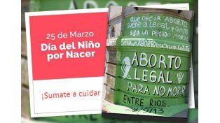 Aborto: ¿Qué opinan los candidatos entrerrianos?