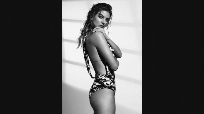 Marcela Kloosterboer luce su belleza en bikini
