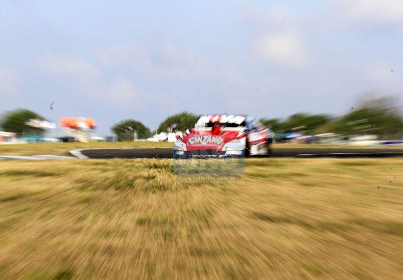 El Gurí Martínez logró el mejor tiempo en la clasificación provisoria en Paraná