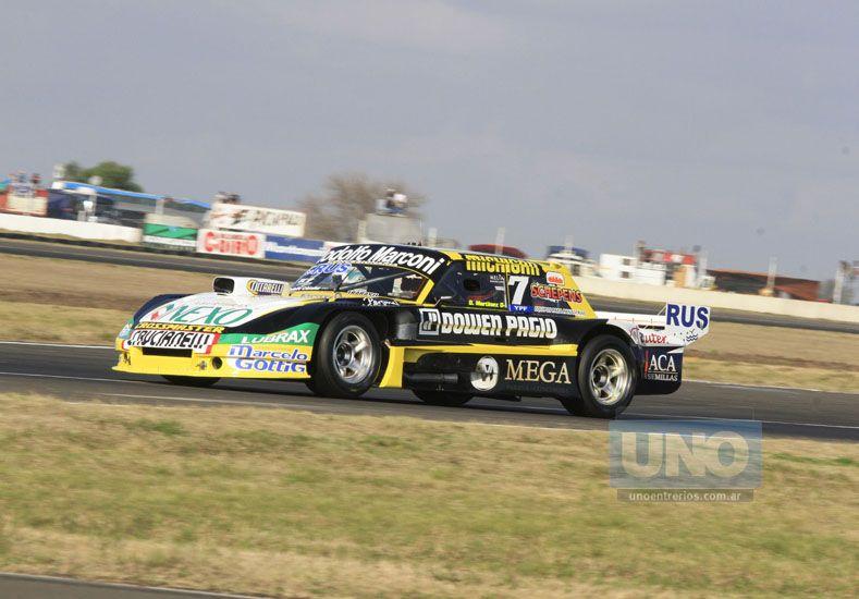 El auto del Gurí. (Fotos: UNO/Diego Airas)