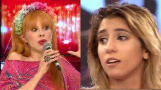 """Cinthia Fernández, durísima con Nacha Guevara: """"Es una frustrada"""""""