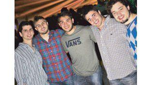 Los Totora, la banda del momento