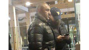 DiCaprio ya está en Argentina