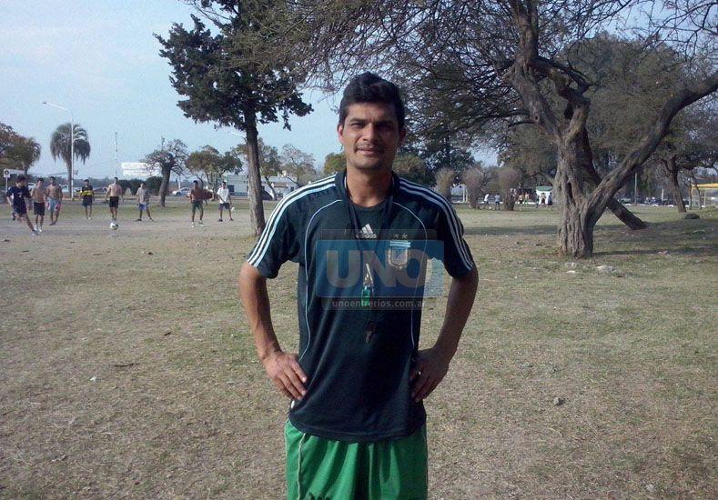 Pablo Pituta Sosa es el nuevo DT de Banfield.