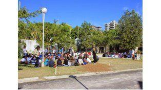 Realizan actividades de acompañamiento a participantes de Jóvenes x la Memoria