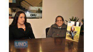 María Cristina Silagur y Paola Gorosito