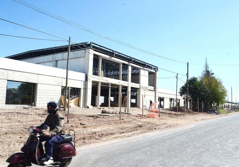 Importante nivel de avance registra el Centro de Medicina Nuclear de Entre Ríos.  Foto fmbrasilera