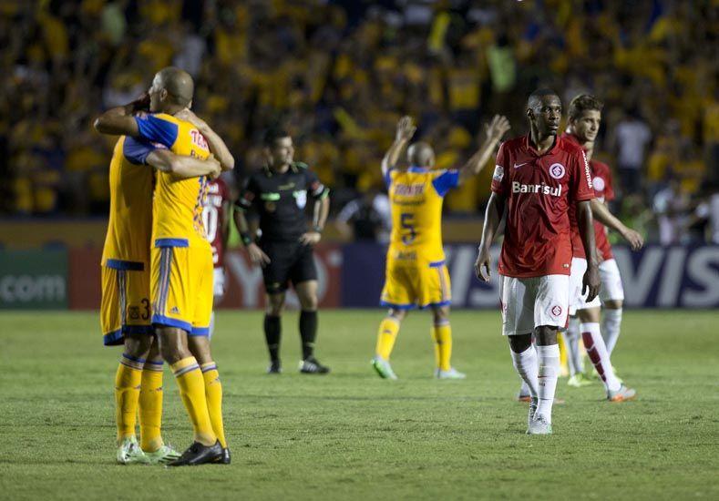 Tigres. Foto: AP