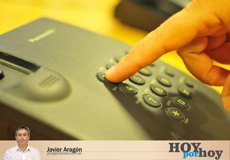 El bendito acoso telefónico de los últimos tiempos