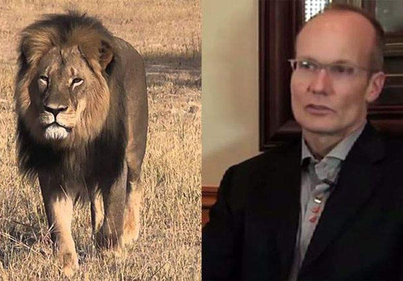 Cosecha repudio planetario el desalmado que decapitó al león Cecil