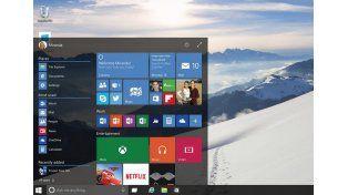 Este miércoles llega Windows 10
