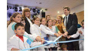Arrancó la Feria Provincial de Ciencias, Arte, Tecnología y Sociedad