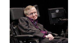 Hawking responde preguntas sobre inteligencia artificial