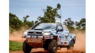 El piloto de Concordia espera poder completar la edición 2016 del Rally Dakar. Este año no la pasó para nada bien.
