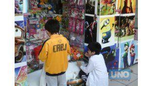 Ventas anticipadas. Se alientan compras con promociones. Foto UNO/Archivo ilustrativa