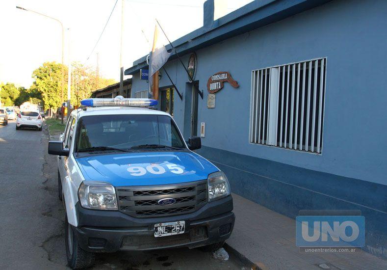 El detenido fue trasladado a la Comisaría Quinta. (Foto: UNO/Archivo)