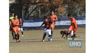 El torneo tuvo la participación de unos 60 equipos. Foto UNO/Juan Manuel Hernández
