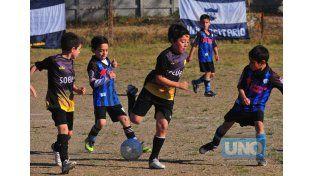 Belgrano y Soever fueron dos de los equipos protagonistas.  Foto UNO/Juan Manuel Hernández
