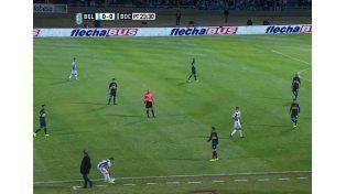 Boca venció a Belgrano y sigue en la punta