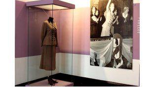 Museo Evita homenajea con una muestra fotográfica a la Abanderada de los humildes