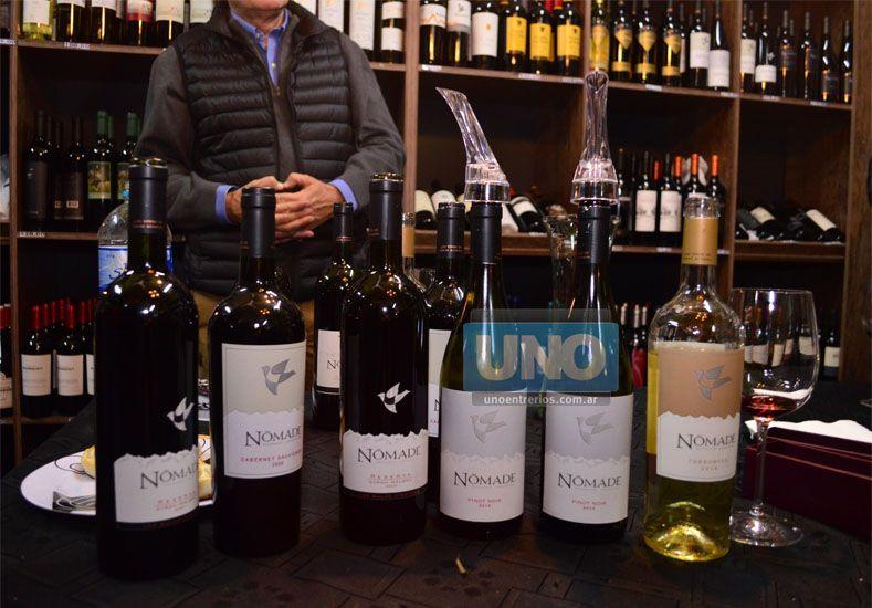 Opciones. En Paraná hay cada vez más vinerías