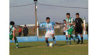 El equipo de Veronesse logró sumar de a tres por primera vez. Enfrente tuvo un duro rival. (Foto UNO/Juan Ignacio Pereira)