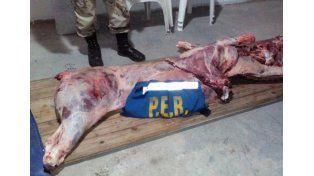 Descubrieron un matadero clandestino en Departamento Villaguay
