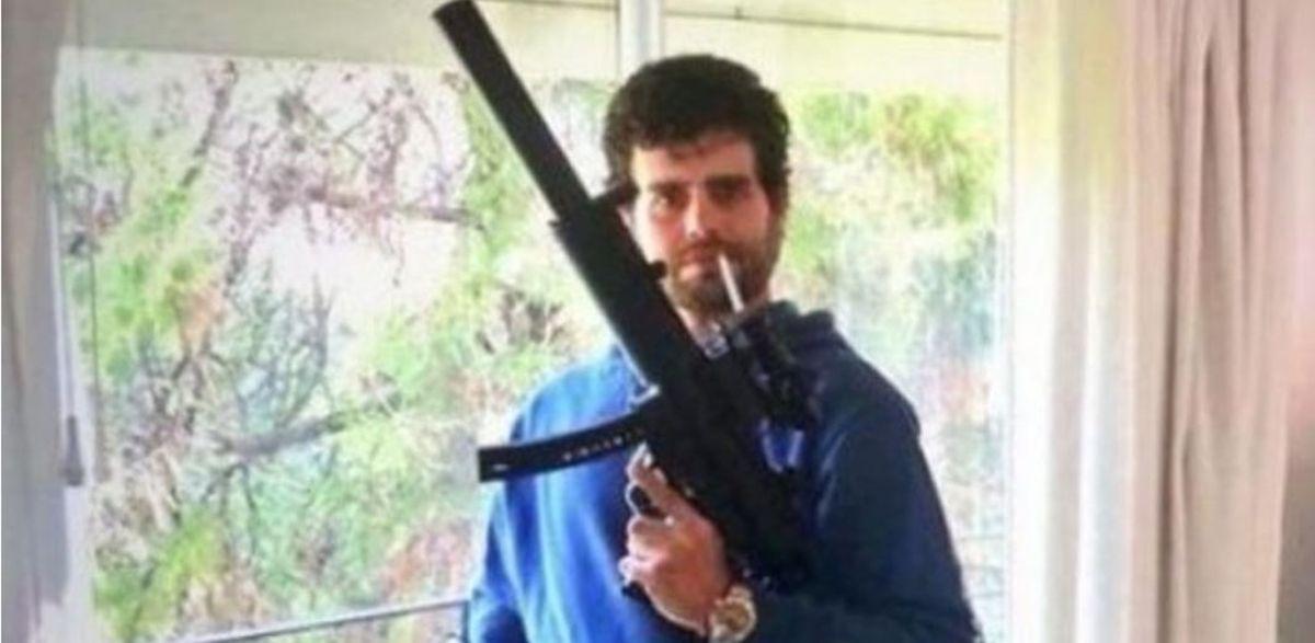 Procesaron a Carlitos Menem por robo con arma y daños