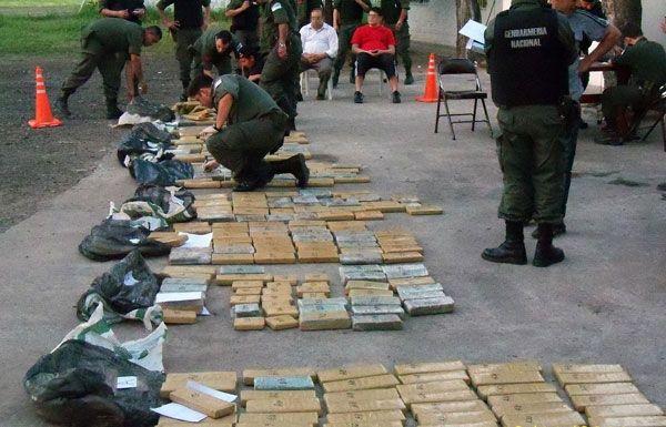 Procesaron a tres imputados por ayudar a narcotráficantes a transitar por Entre Ríos